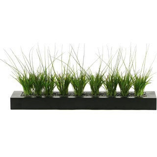 D&W Silks Onion Grass in Tray
