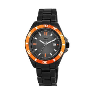 Gianello Men's Metal Bracelet Divers Watch