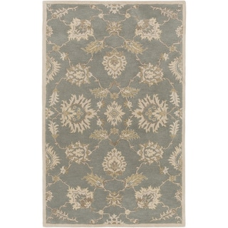 Hand-Tufted Watton Floral Wool Rug (9' x 12')