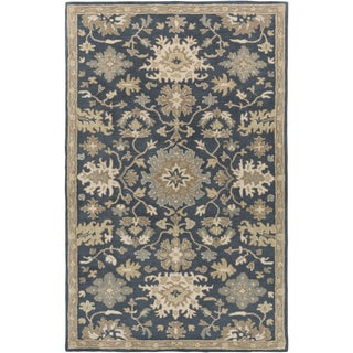 Lovely Navy, Floral Rugs & Area Rugs For Less | Overstock JS89