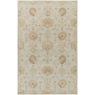 Hand-Tufted Syston Floral Wool Rug (12' x 15')