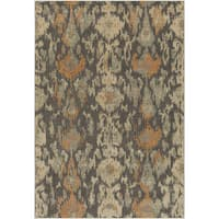 Pudsey Ikat Area Rug - 7'10 x 9'10