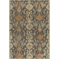 Pudsey Ikat Area Rug (5'3 x 7'3)