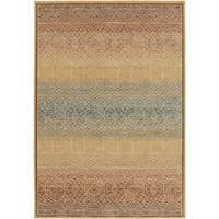 Bedale Geometric Area Rug (5'3 x 7'3)