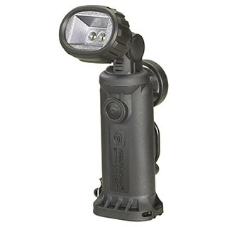 Knucklehead Light with 12V DC Fast Charge Black