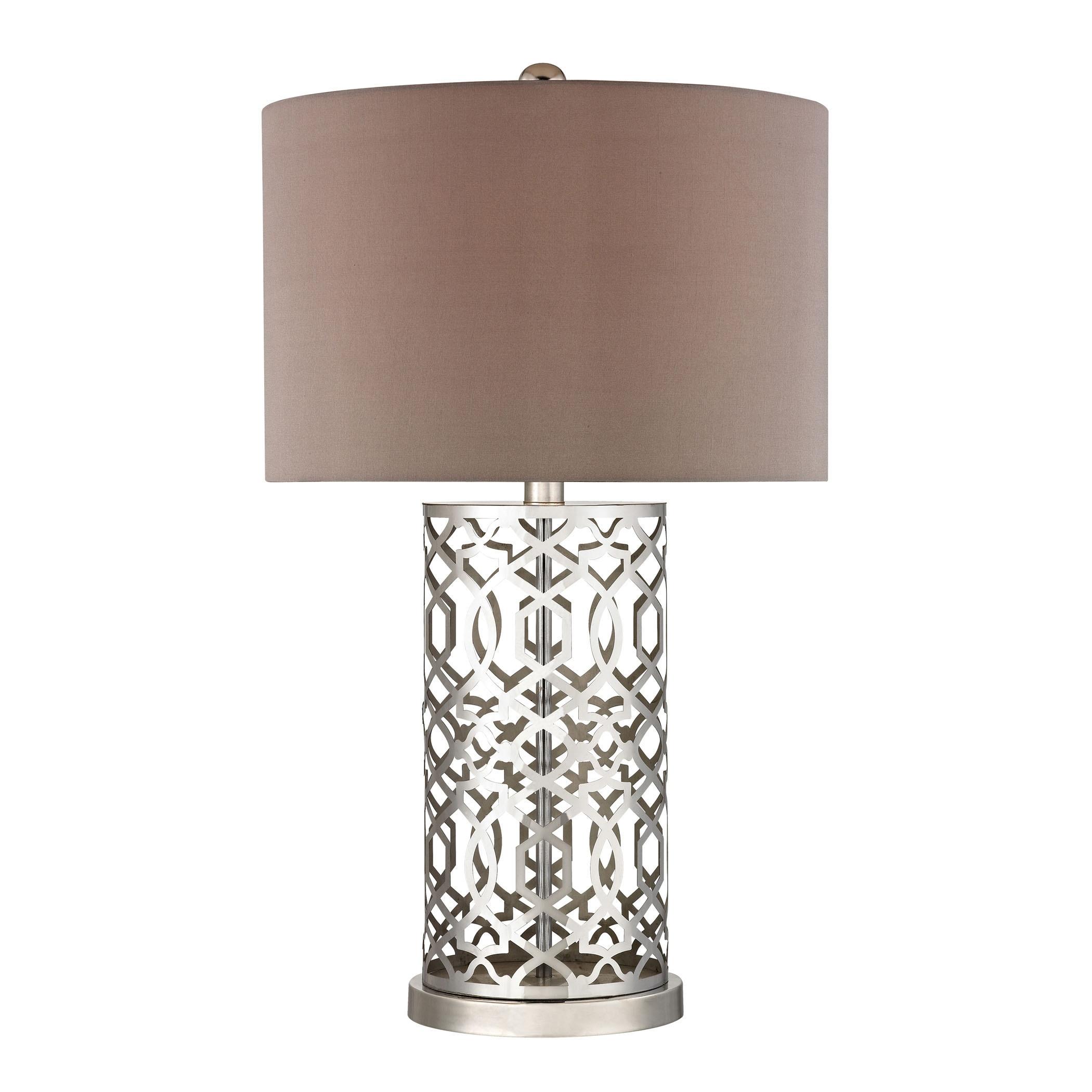 Dimond Lighting Metal 1-light Table Lamp (60 Watt Medium ...