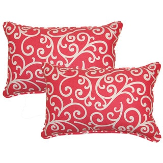 Dazzle Sherbert Decorative Throw Pillow (Set of 2)