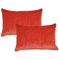Eaton Coral Decorative Throw Pillow (Set of 2)