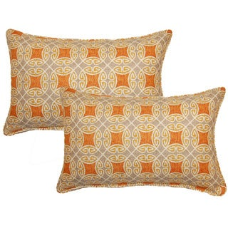 Ferro Desert Decorative Throw Pillow (Set of 2)