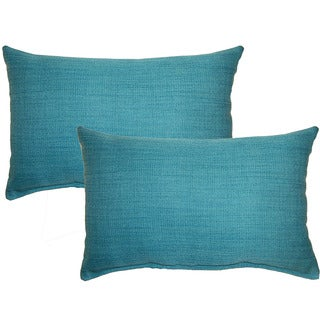 Ibiza Peacock Decorative Throw Pillow (Set of 2)