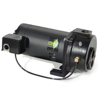 ECO-FLO Products 1/2 HP Convertible Deep Well Pump EFCWJ5