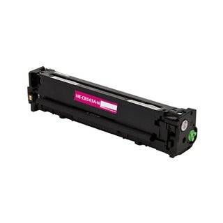 HP 125A (CB543A) Compatible Toner Cartridge (Magenta)