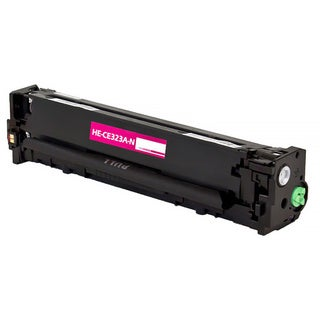 HP CE323A Compatible Toner Cartridge (Magenta)