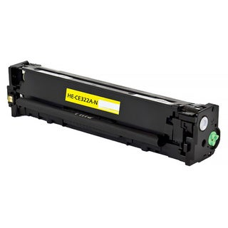 HP 128A (CE322A) Compatible Toner Cartridge (Yellow)