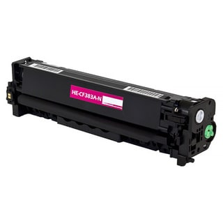 HP 312A (CF383A)  Compatible Toner Cartridge (Magenta)