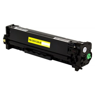 HP CE412A Compatible Toner Cartridge (Yellow)