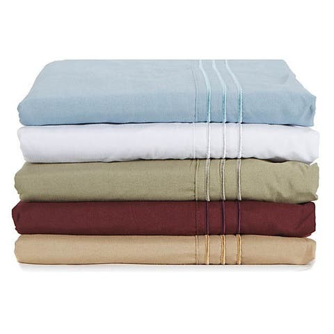 Cheer Collection MicroFiber Wrinkle Free Sheets Sets