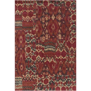 Meticulously Woven Penryn Ikat Rug (2'7 x 4'7)