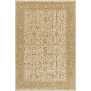 Meticulously Woven Bawtry Border Rug (1'10 x 2'11)