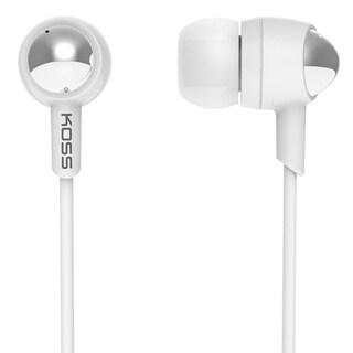 Koss IL100 White Ear Bud Headphones