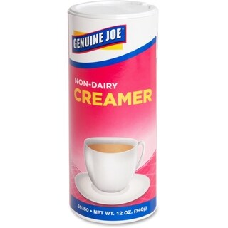 Genuine Joe Non-dairy Creamer Canister (Pack of 3)