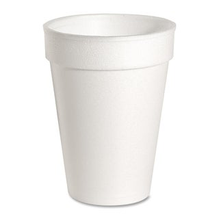 Genuine Joe 10 oz. Hot/ Cold Foam Cup (Pack of 1000)