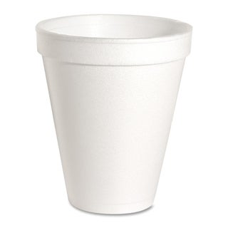 Genuine Joe 12 oz. Hot/ Cold Foam Cup (Pack of 1000)