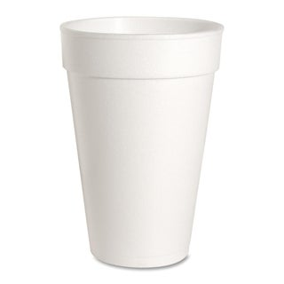 Genuine Joe 16 oz. Hot/ Cold Foam Cup (Pack of 500)