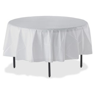 Genuine Joe Round Table Cover (Pack of 6)