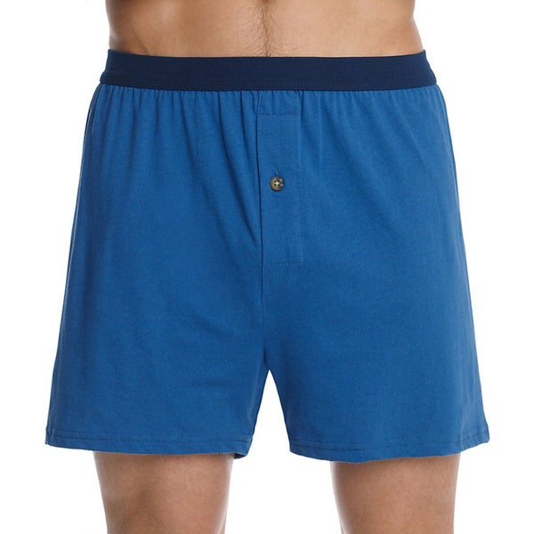 Hanes Men's Tagless ComfortSoft Knit Boxers with ComfortSoft Waistband (Pack of 5)