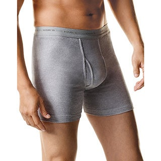 Hanes Sport Boxer Brief with Comfort Flex Waistband (Pack of 5)