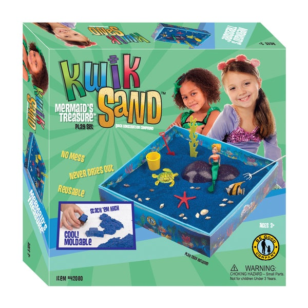 Kwik Sand Mermaid's Treasure