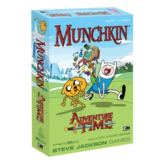 Munchkin Adventure Time Edition