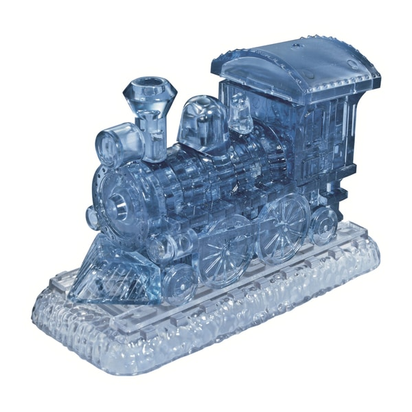 3D Crystal Locomotive 38-piece Puzzle
