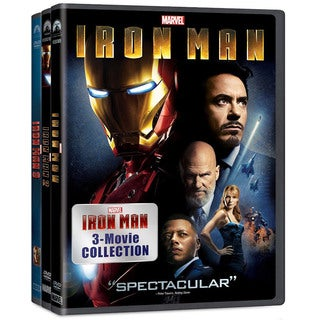 Iron Man 3-Movie Collection (DVD)