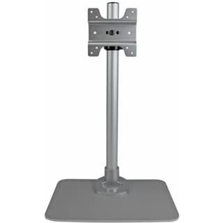 StarTech.com Single Monitor Stand - Silver - Works with iMac, Apple C
