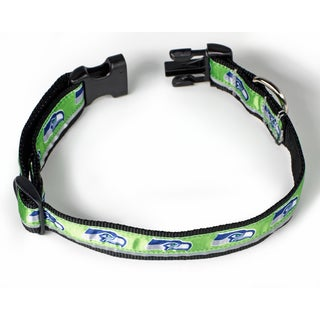 Petflect Seattle Seahawks Reflective Collar (4 options available)
