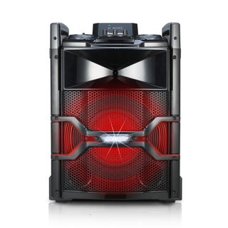 LG OM5541 X-Boom 400-watt NFC Bluetooth Extreme Party Speaker System