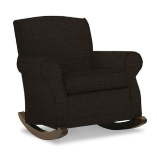 Made to Order Madison Upholstered Rocking Chair