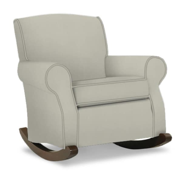 Made to Order Madison Upholstered Rocking Chair - Free ...