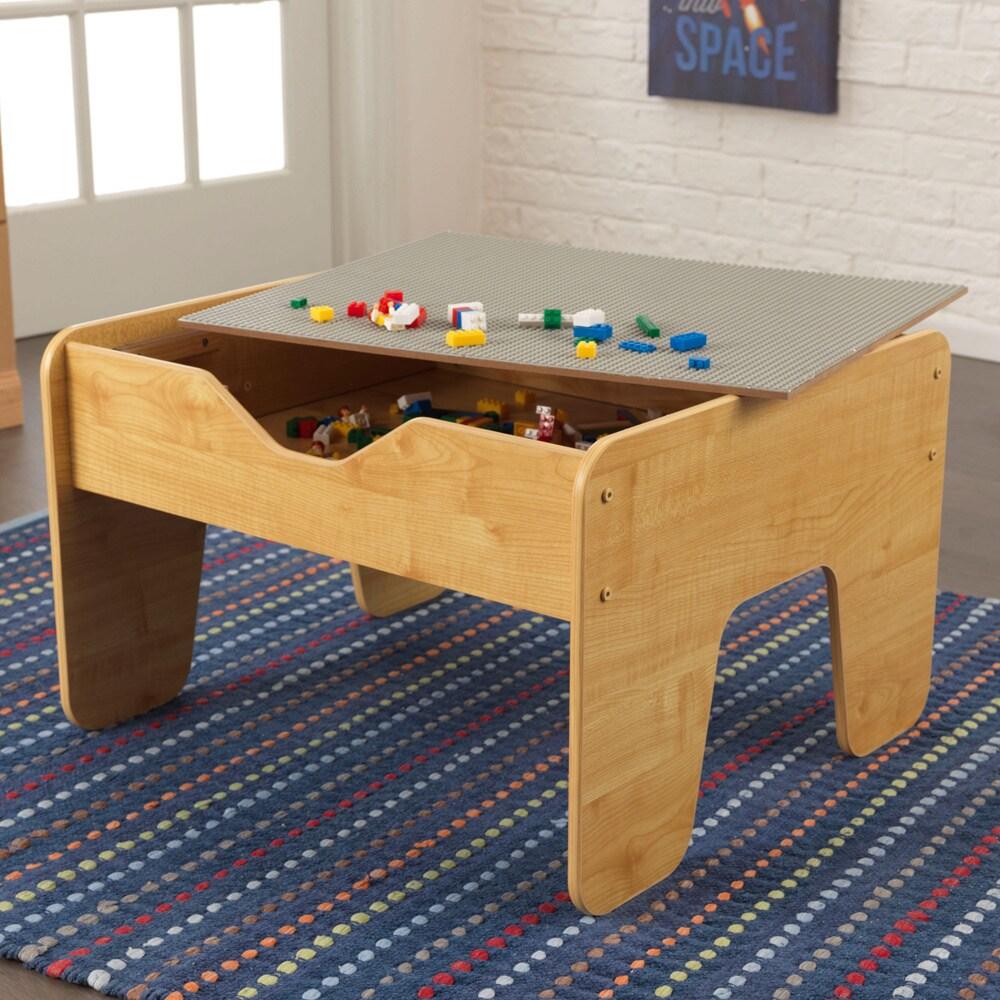 Kid Kraft Activity Play Table (Grey/ natural)