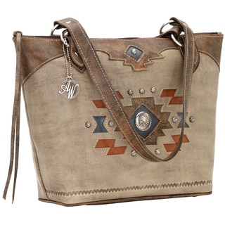 American West Zuni Passage 2252576 Bucket Tote