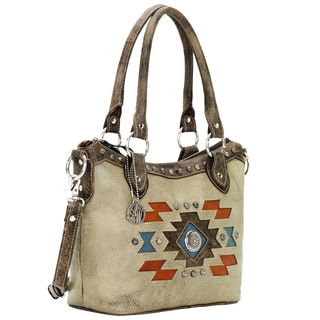 American West Zuni Passage 2252849 Convertible Bucket Tote