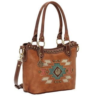 American West Zuni Passage 2215849 Convertible Bucket Tote