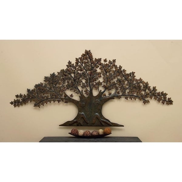 Shop Metal Tree Wall Decor by Studio 350 - Free Shipping Today ...