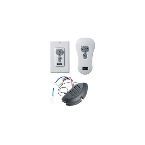 Monte Carlo Reversible Wall/Hand-held Remote Control Kit