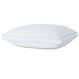 Extra Firm Density Sleeping 233 Thread Count 100-percent Cotton Bed Pillow