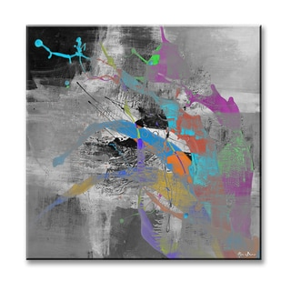 Ready2HangArt 'Inkd XXXVIII' Canvas Art