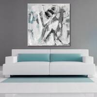 Ready2HangArt 'Inkd XLV' Canvas Art