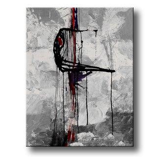 Ready2HangArt 'Inkd XXV' Canvas Art